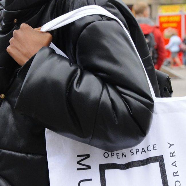 OSCAM Tote Bag