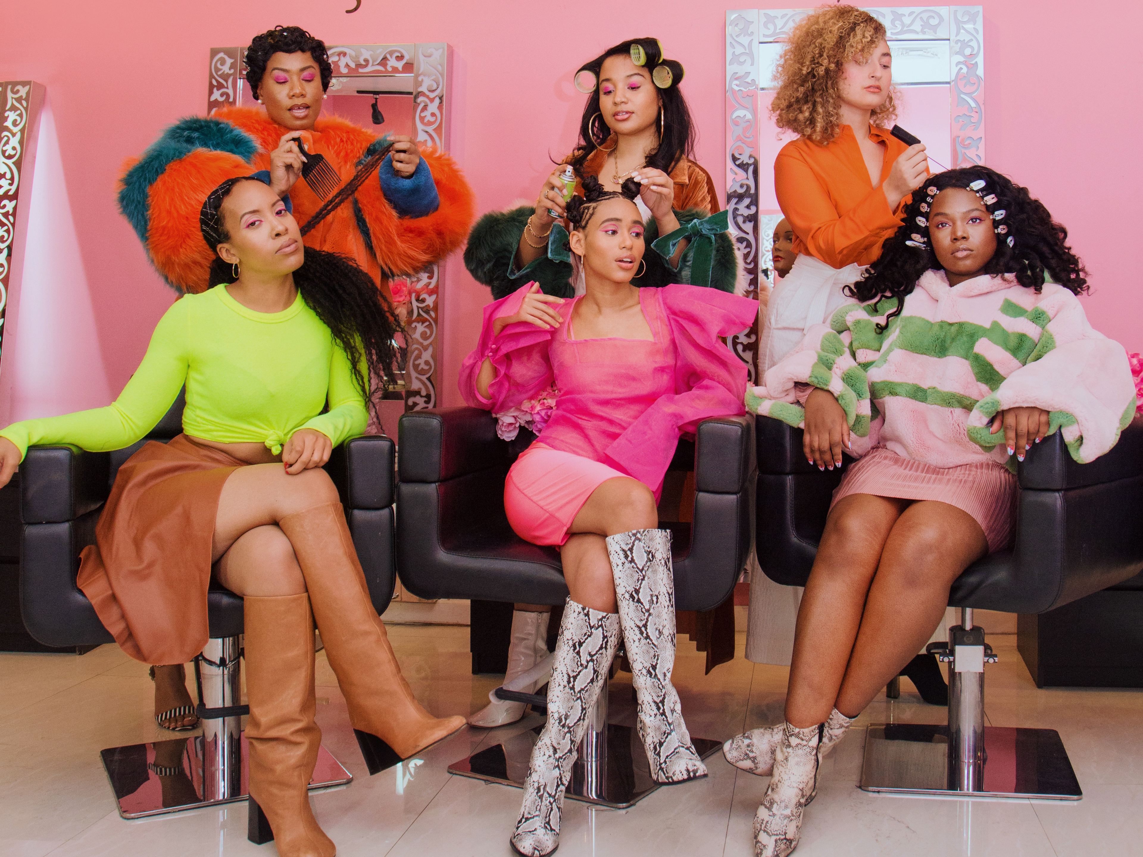 OSCAM x Screening Black Girl Church