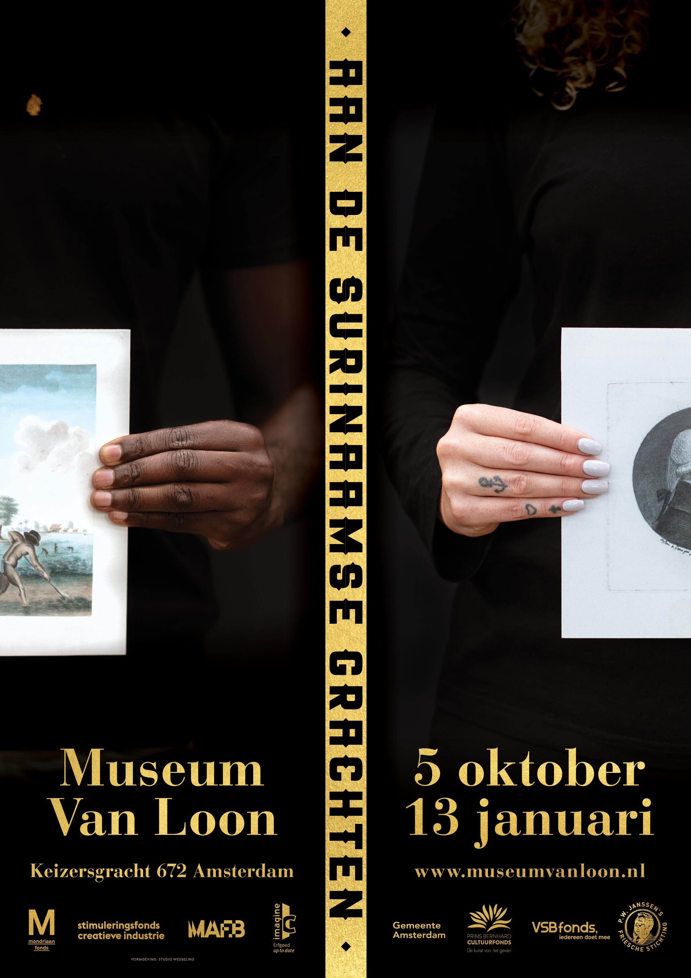 OSCAM x Museum Van Loon