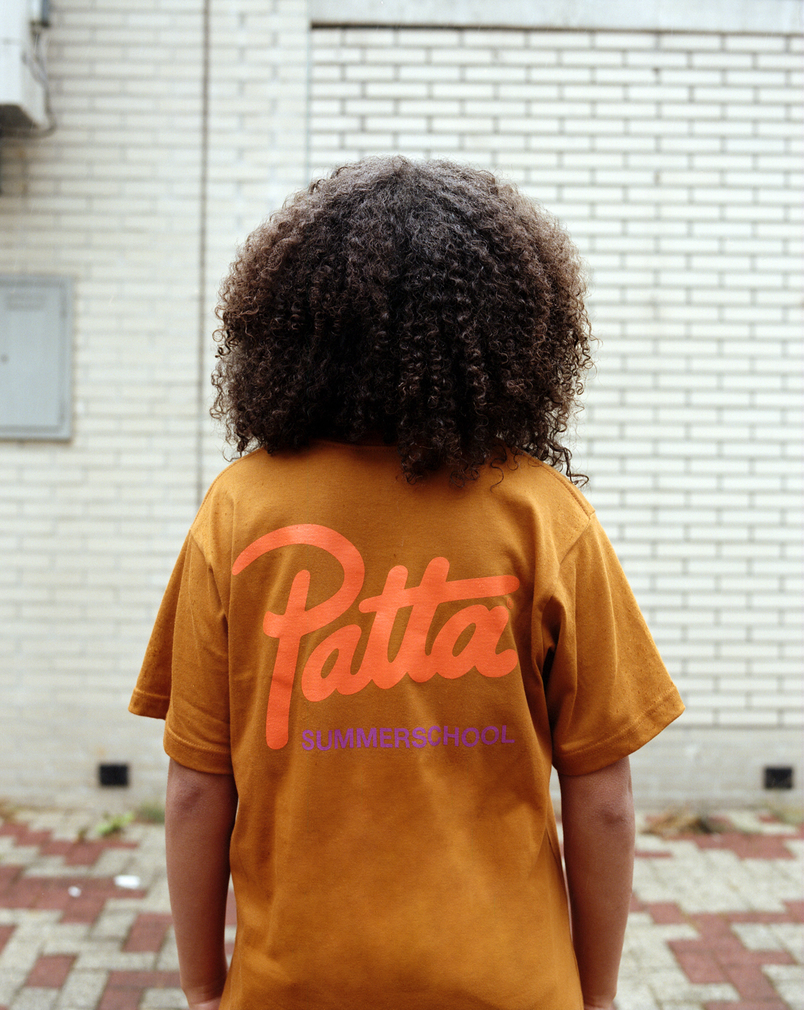OSCAM x Patta Summerschool T-shirts