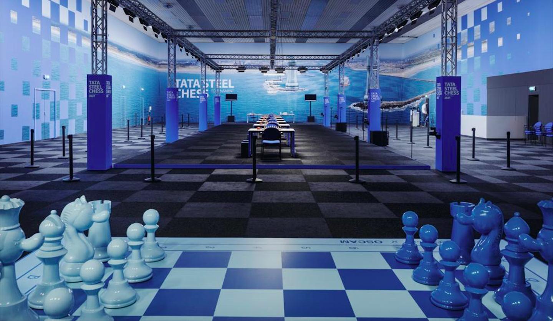 OSCAM x Tata Steel Chess