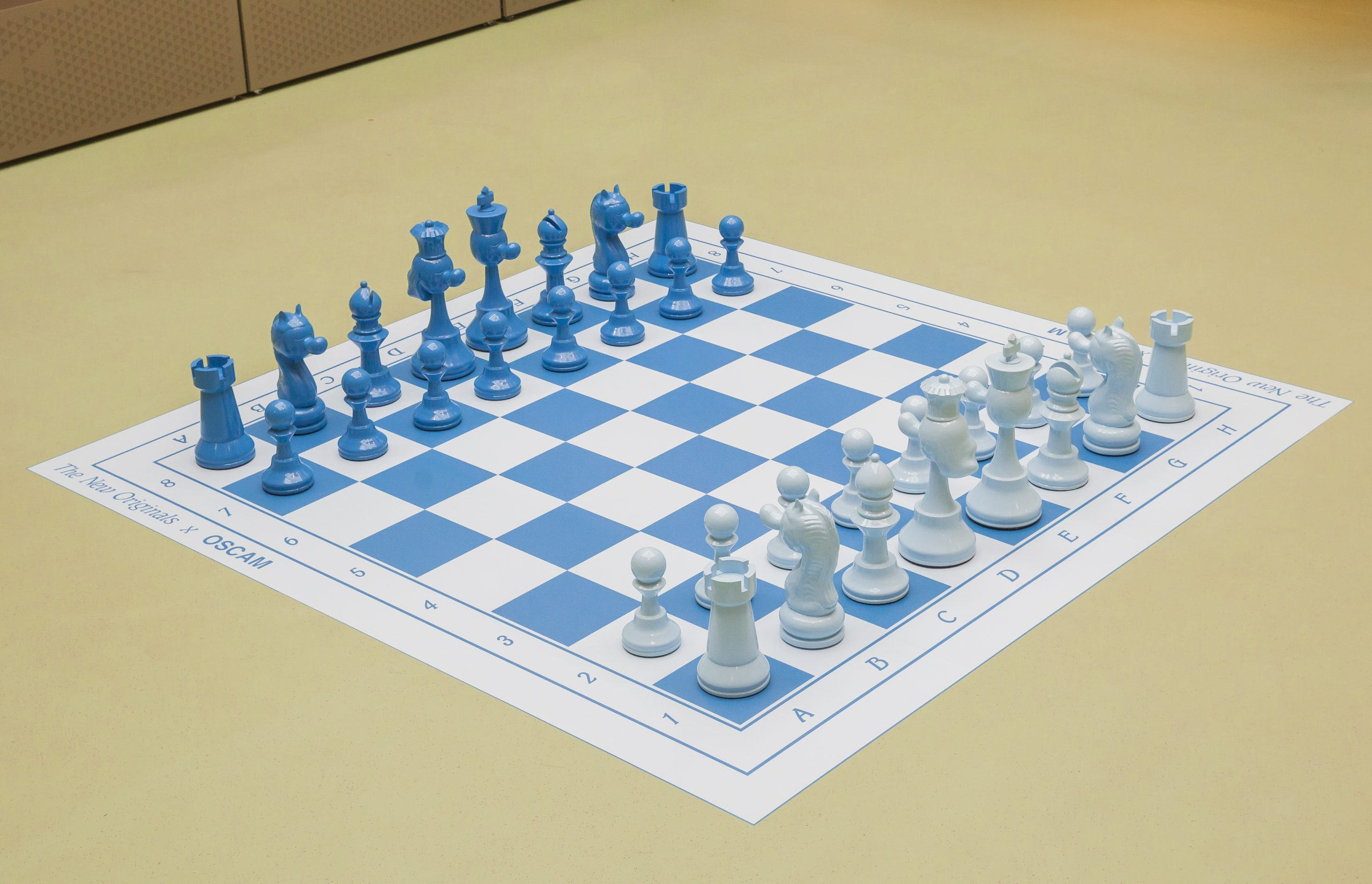 OSCAM x Freddy's Chess Mates