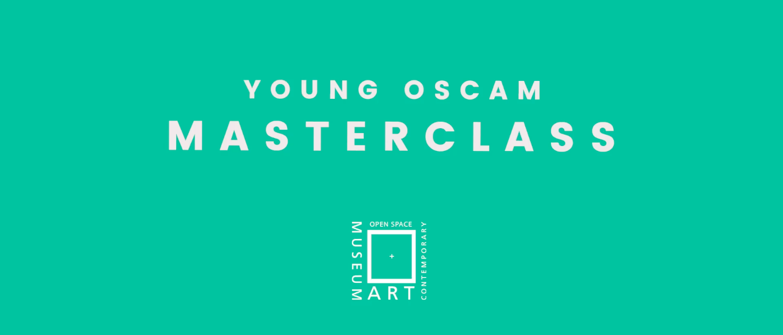 Young OSCAM Masterclass x 180 Amsterdam