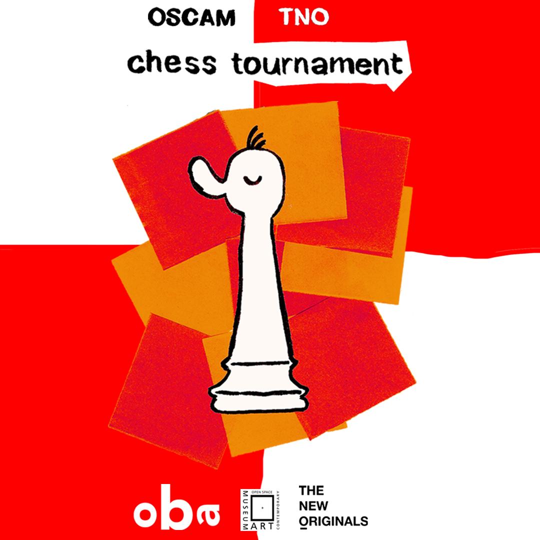 OBA x OSCAM x TNO – Chess Tournament
